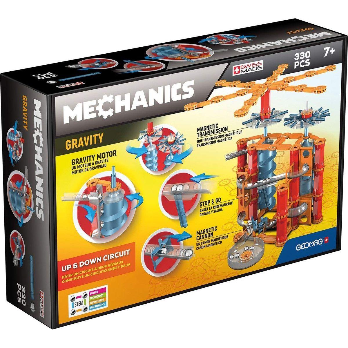 GEOMAG Mechanics Gravity 330
