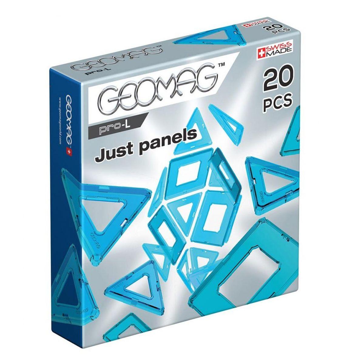 Geomag Pro-L Panels
