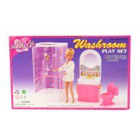 Glorie Kúpeľňa - sprchovací kút 2