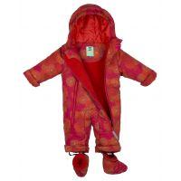 Gmini Kombinéza zimní kojenecká Bilblo děvče růžová 80 2
