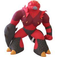 Gormiti figurka látková 45 cm - Pán Vulkánu