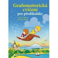 Grafomotorická cvičení pro předškoláky Lenka Košková CZ