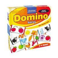 Granna Domino: barvy