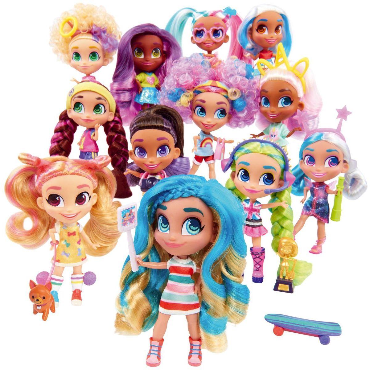 Hairdorables kúzelná bábika prekvapenie s doplnkami