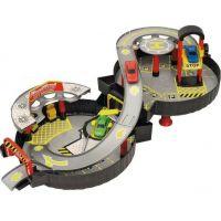 Halsall Teamsterz garáž v pneumatike s autíčkom 3