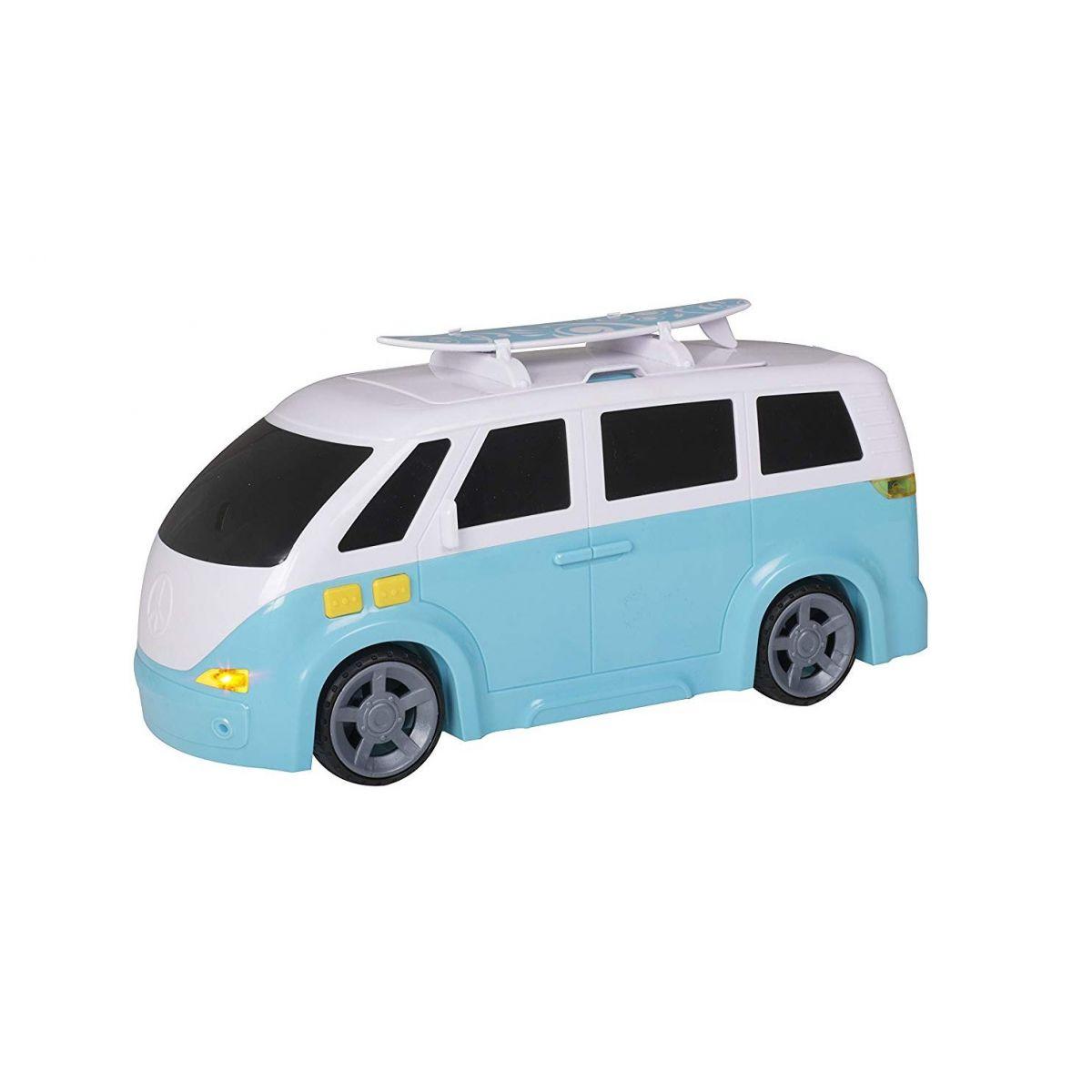 Halsall Teamsterz karavan so zvukom a svetlom