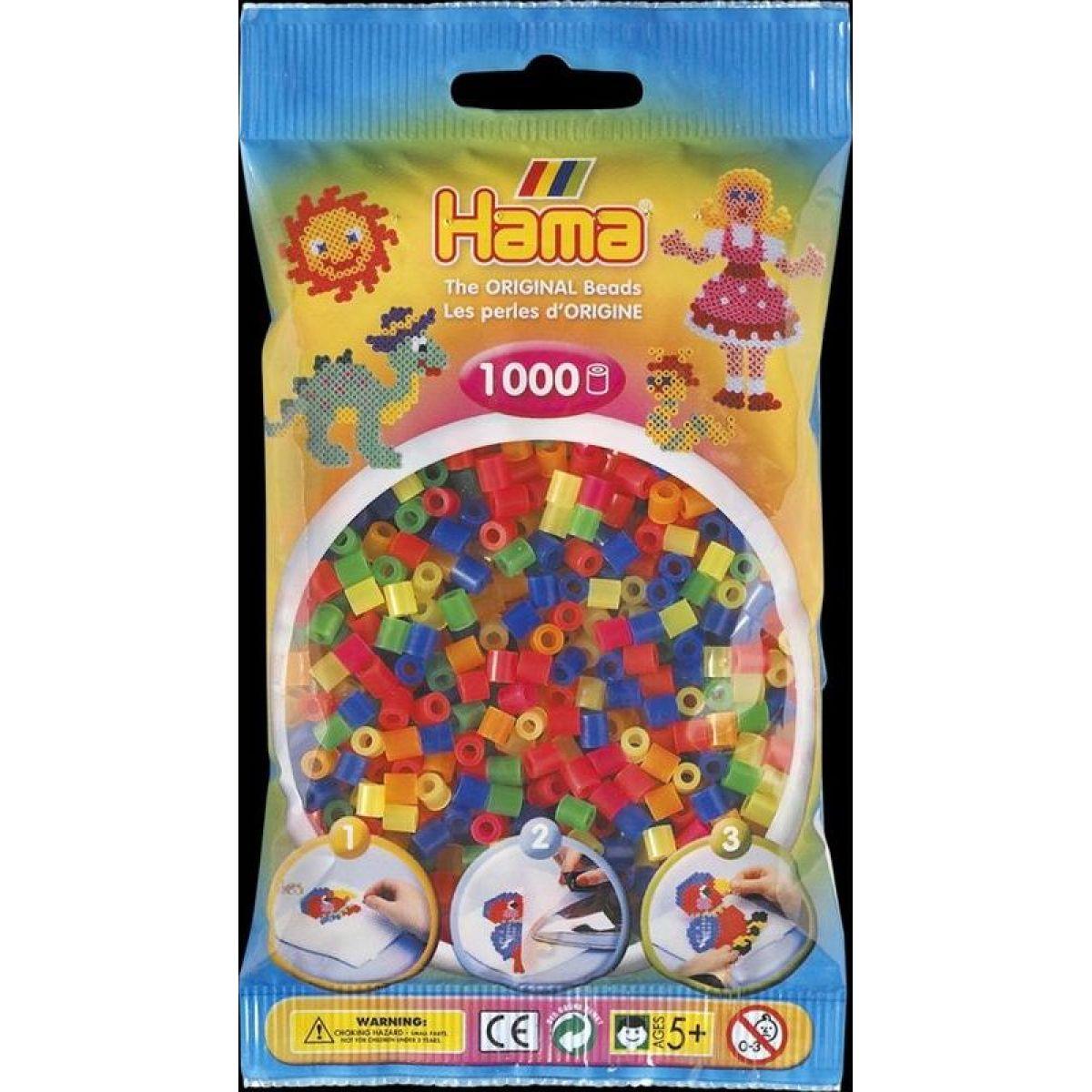 Hama H207-51 Midi Korálky v sáčku Mix 32, 34 až 38