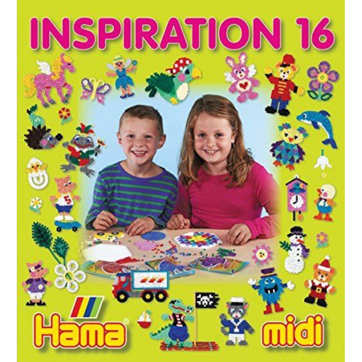 Hama H399-16 Inšpiratívne knižka 16 Midi