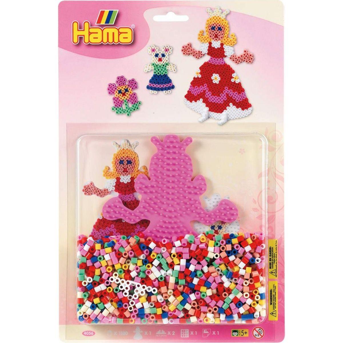 Hama H4056 Korálkový set princeznej Midi