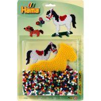 Hama H4057 Korálkový set kůň Midi