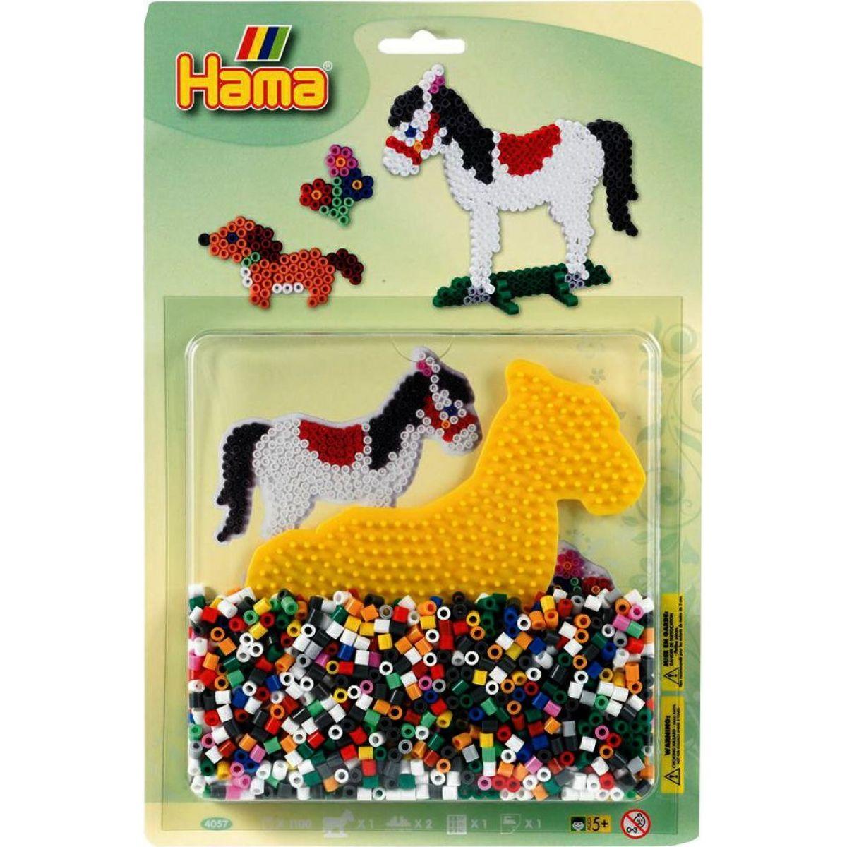Hama H4057 Korálkový set kôň Midi