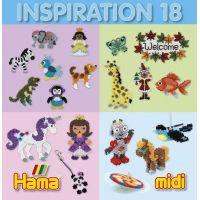 Hama Midi Inšpiratívne knižka 18