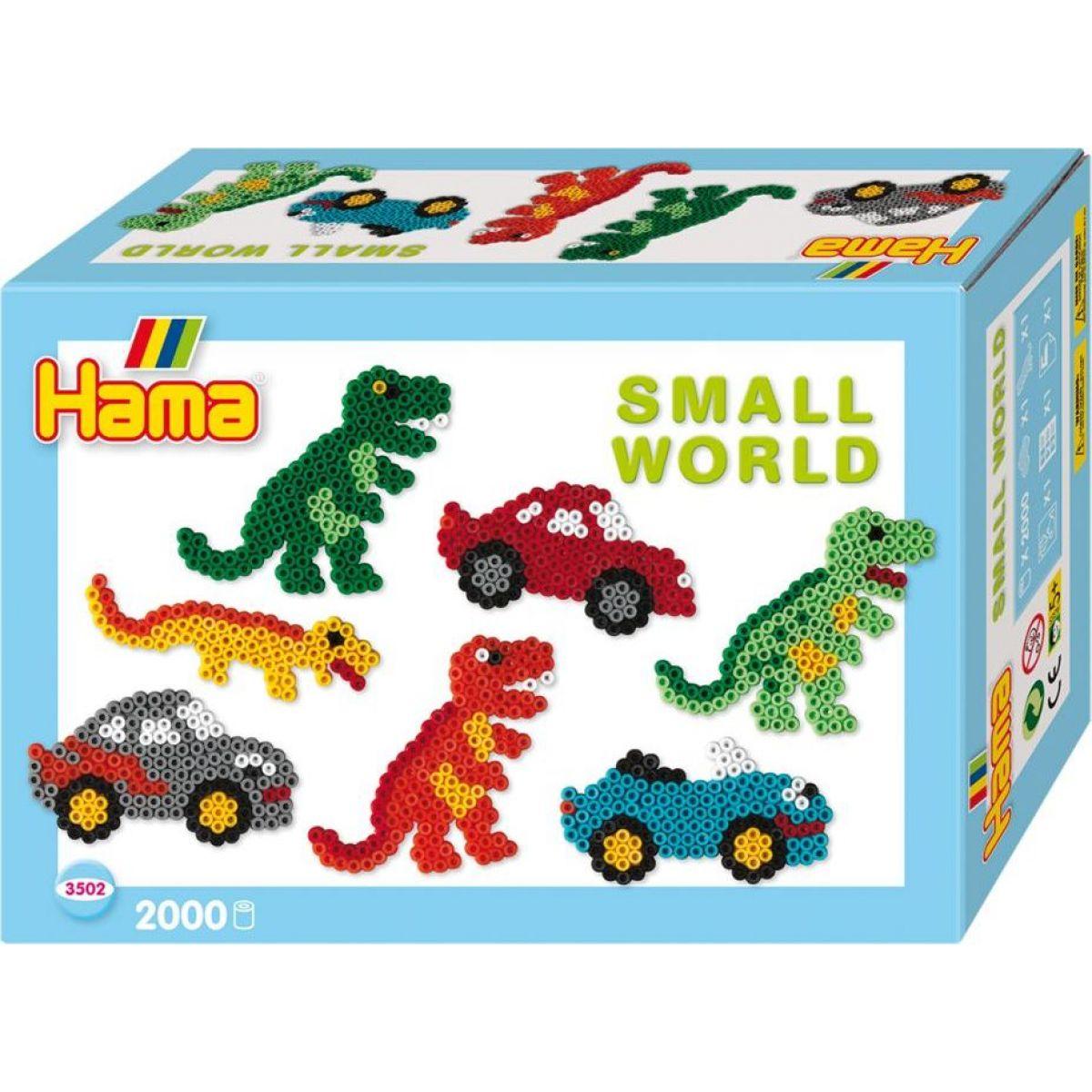 Hama Midi Malý svet Dino
