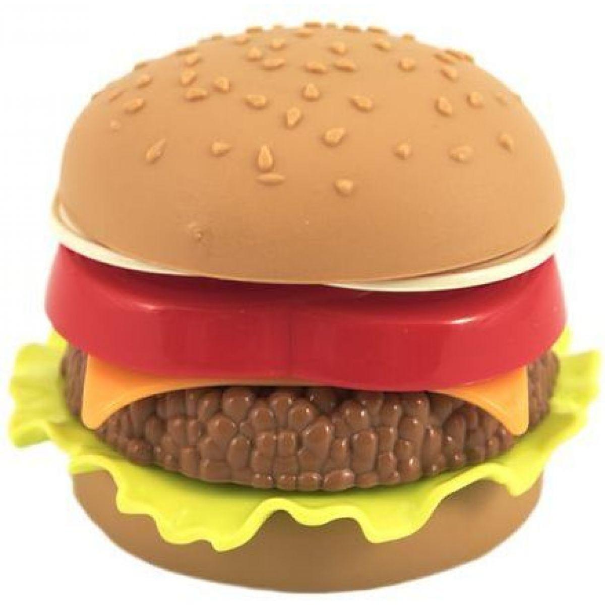 Hamburger plastový skladací
