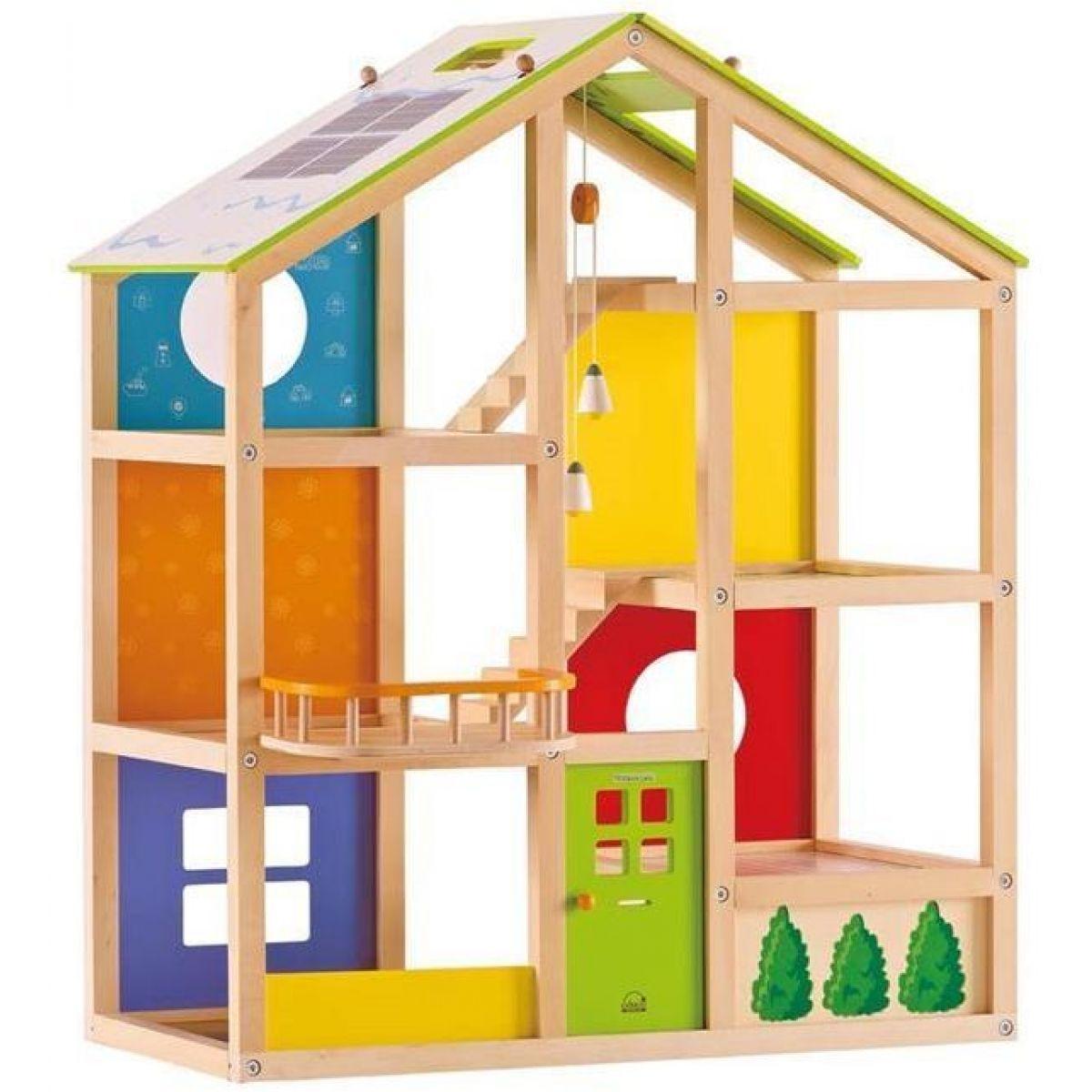 Hape Toys domček pre bábiky