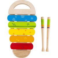 Hape dřevěný xylofon