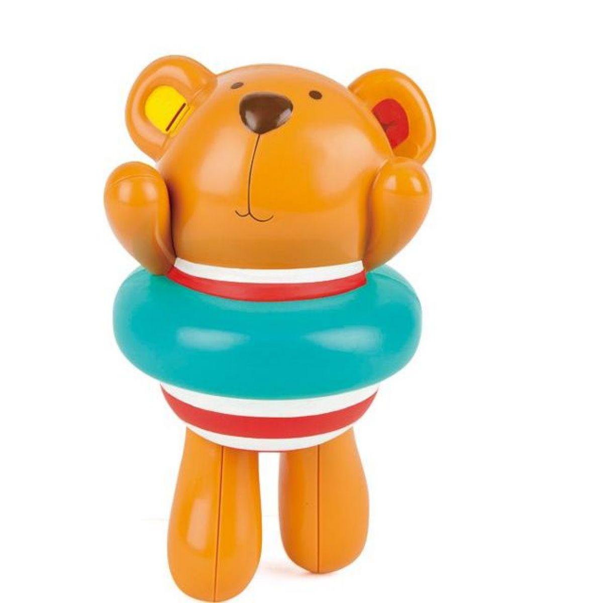 Hape Hračky do vody Plávacie medvedík