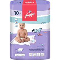 Happy Baby dětské podložky 60 x 60 cm á 10 ks