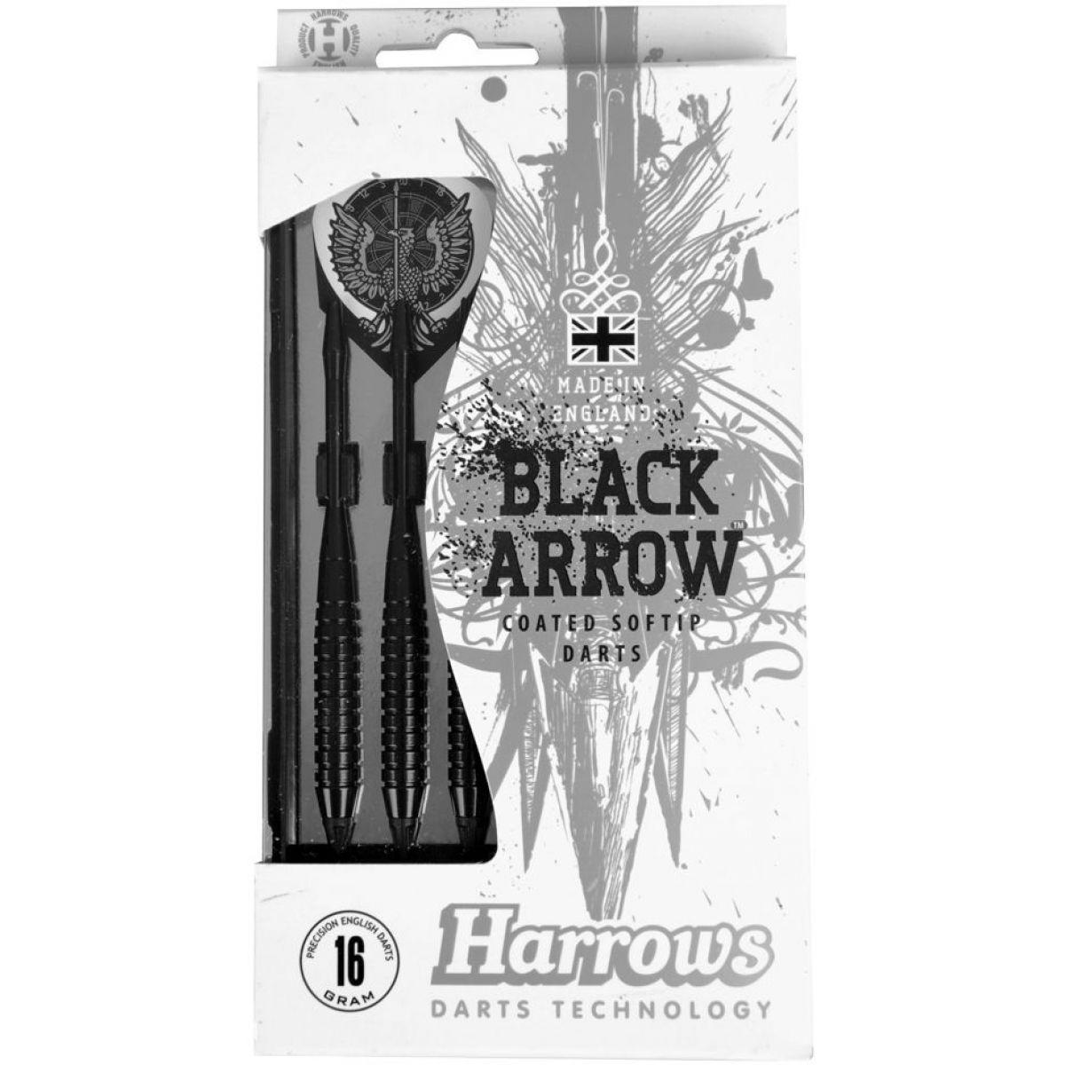 Harrows Black Arrow soft 16g K2