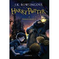 Harry Potter a Kámen mudrců J. K. Rowlingová CZ