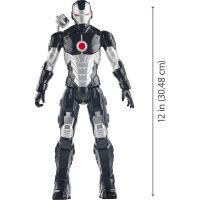 Hasbro Avengers 30cm figúrka Titan hero Innovation War Macchine 6