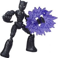 Hasbro Avengers figurka Bend and Flex 15 cm Black Panther