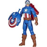 Hasbro Avengers figúrka Capitan America s Power FX príslušenstvom 30 cm