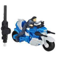 Hasbro Captain America s vozidlem Winter Soldier