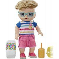 Hasbro Baby Alive Chodiaca bábika chalan