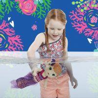 Hasbro Baby Alive Ryšavá morská panna 2