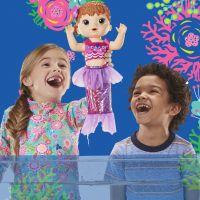 Hasbro Baby Alive Ryšavá morská panna 4