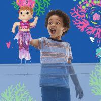 Hasbro Baby Alive Ryšavá morská panna 5