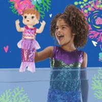 Hasbro Baby Alive Ryšavá morská panna 6