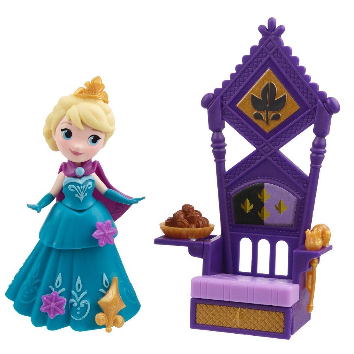 Hasbro Frozen Malá panenka s doplňky Anna