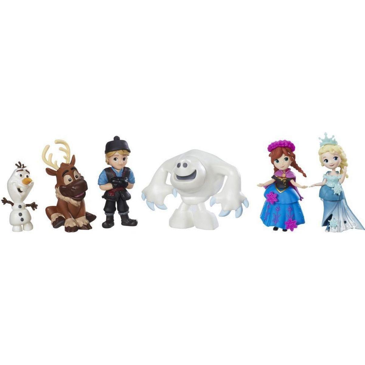 Hasbro Frozen kolekce přátelé