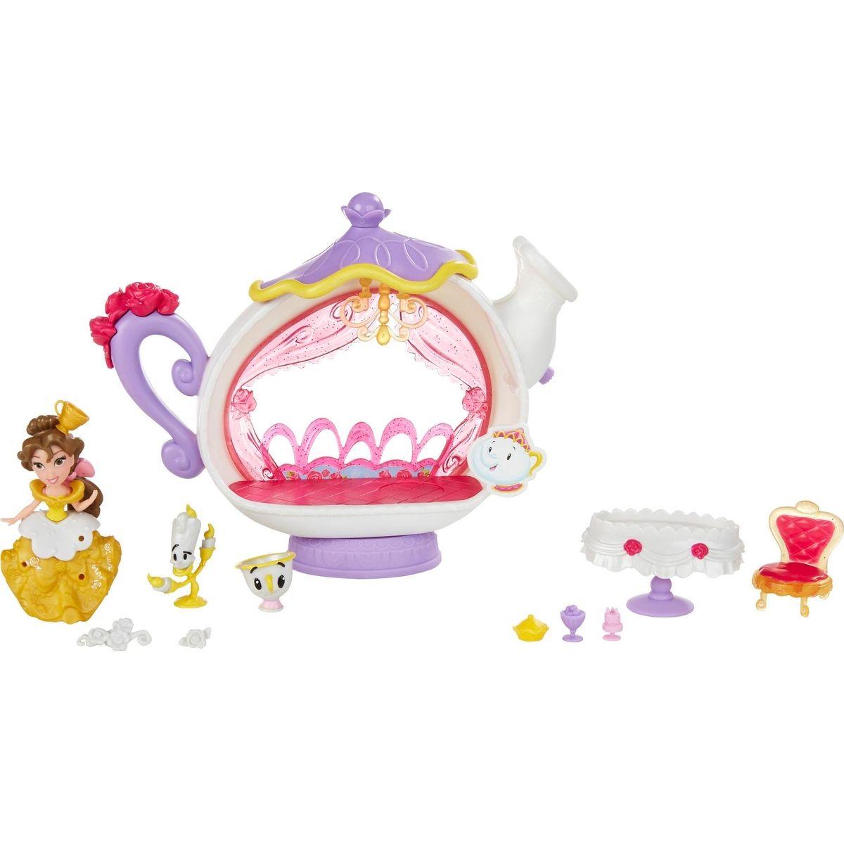 Hasbro Disney Princess Mini hrací set s panenkou Kráska