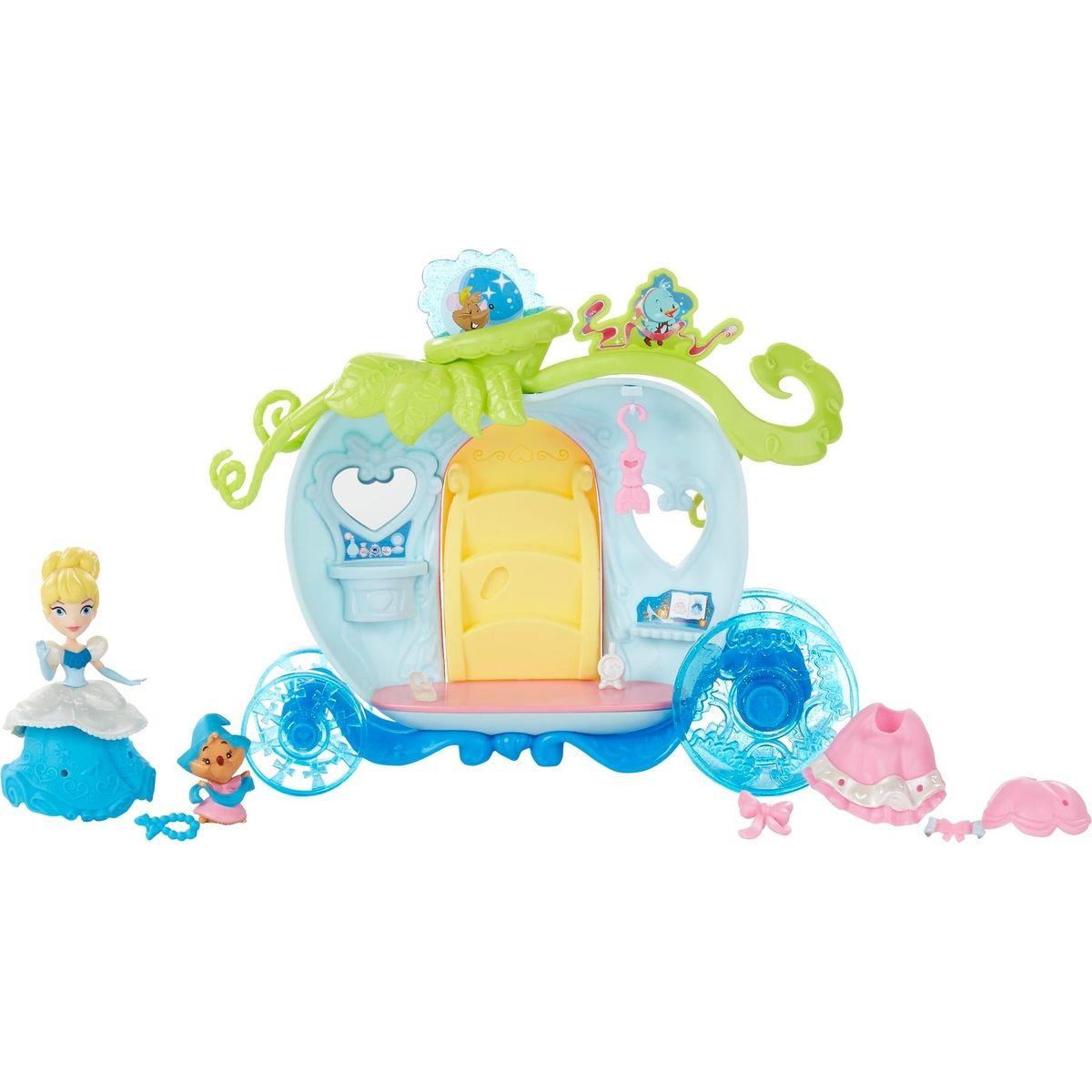Hasbro Disney Princess Mini hrací set s bábikou Snow White