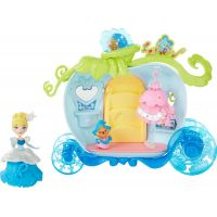 Hasbro Disney Princess Mini hrací set s bábikou Snow White 3