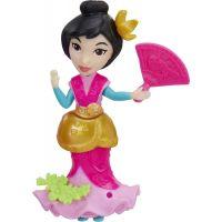 Hasbro Disney Princess Mini bábika Mulan