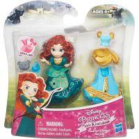 Hasbro Disney Princess Mini bábika s doplnkami Merida 3