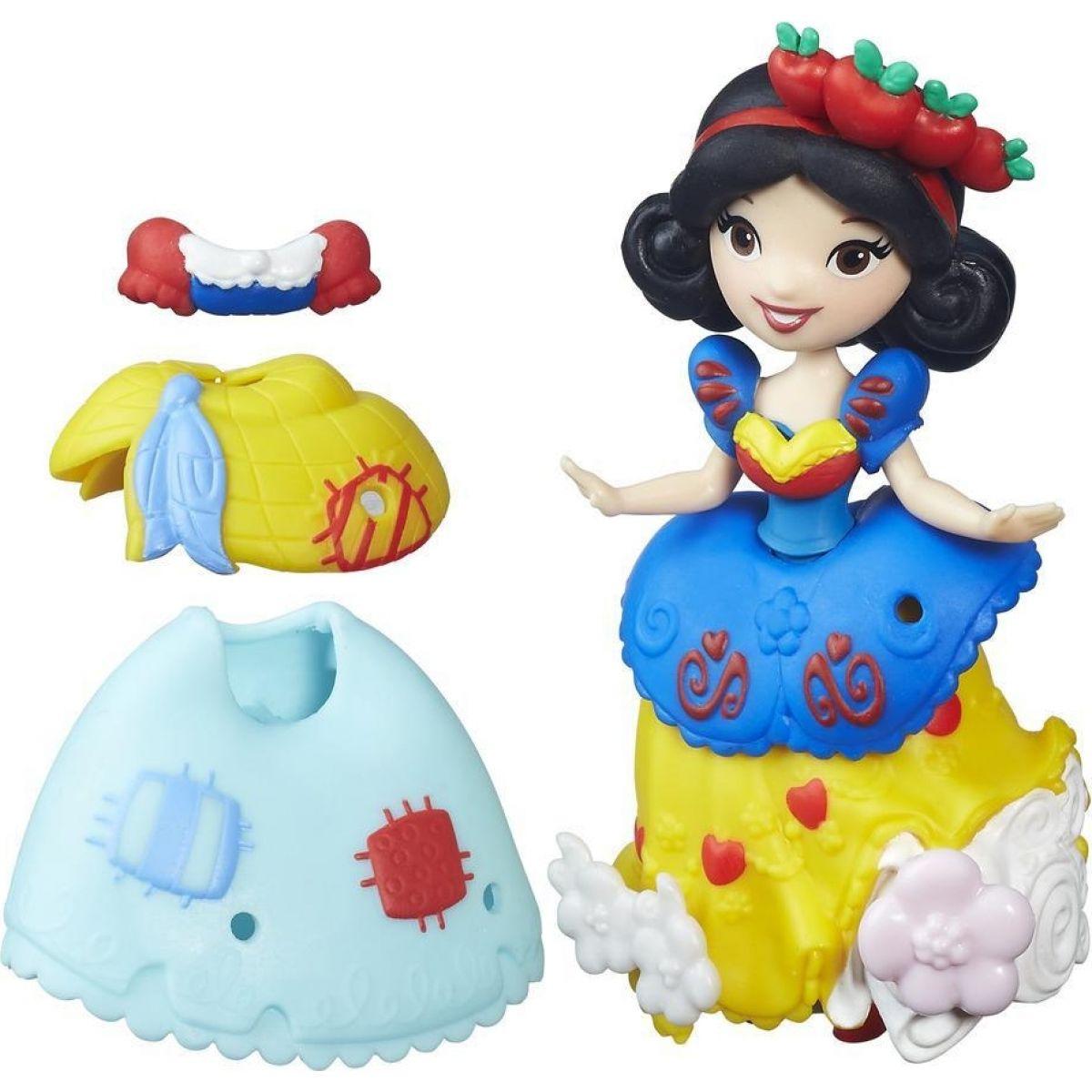 Hasbro Disney Princess Mini panenka s doplňky Sněhurka