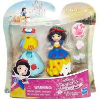 Hasbro Disney Princess Mini panenka s doplňky Sněhurka 3