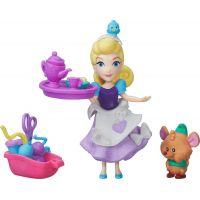 Hasbro Disney Princess Mini princezna s kamarádem Popelka