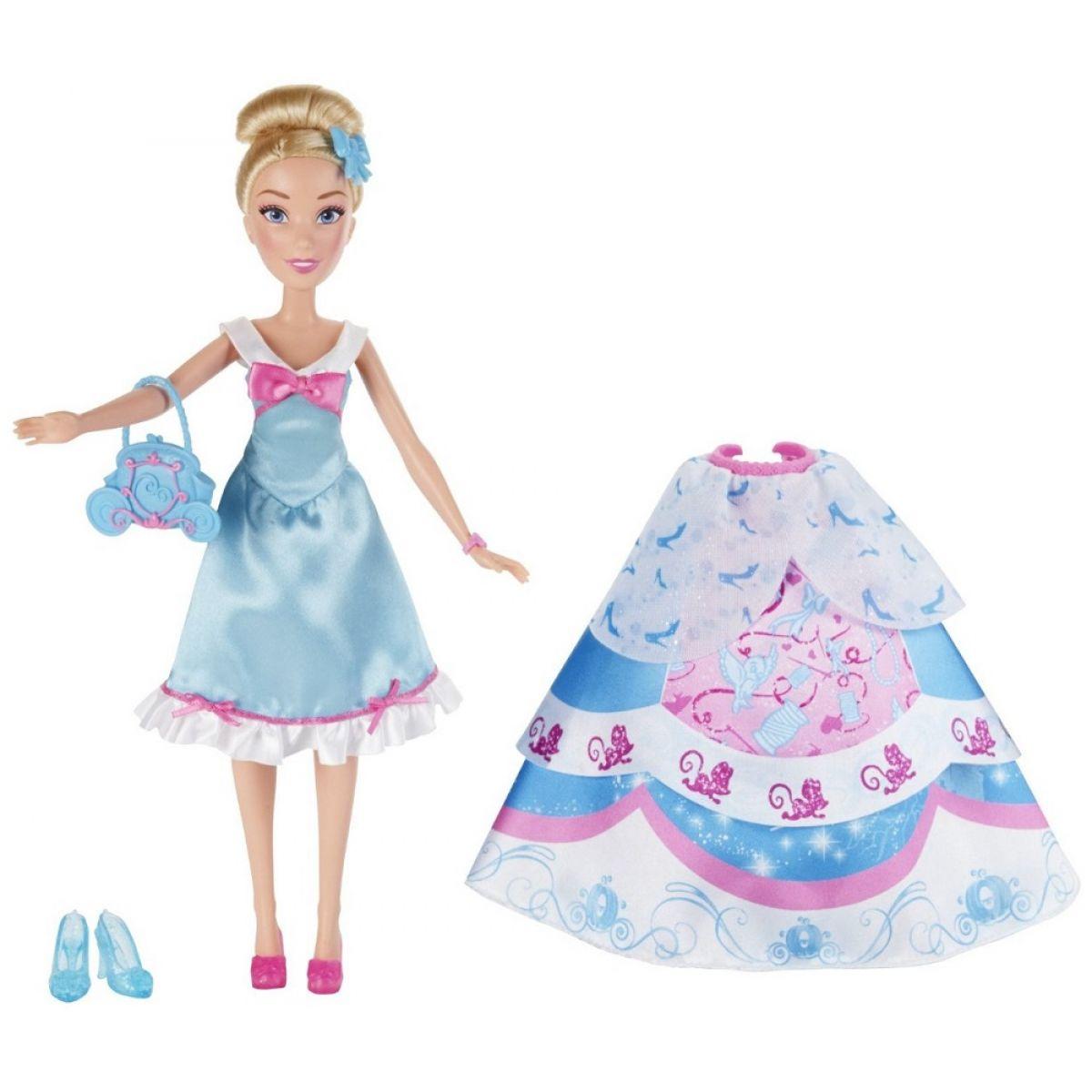 Hasbro Disney Princess Popelka s náhradními šaty