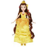 Hasbro Disney Princess panenka s vlasovými doplňky Bella 2