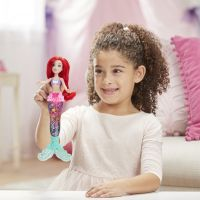 Hasbro Disney Princess bábika svietiaca Ariel do vody 6