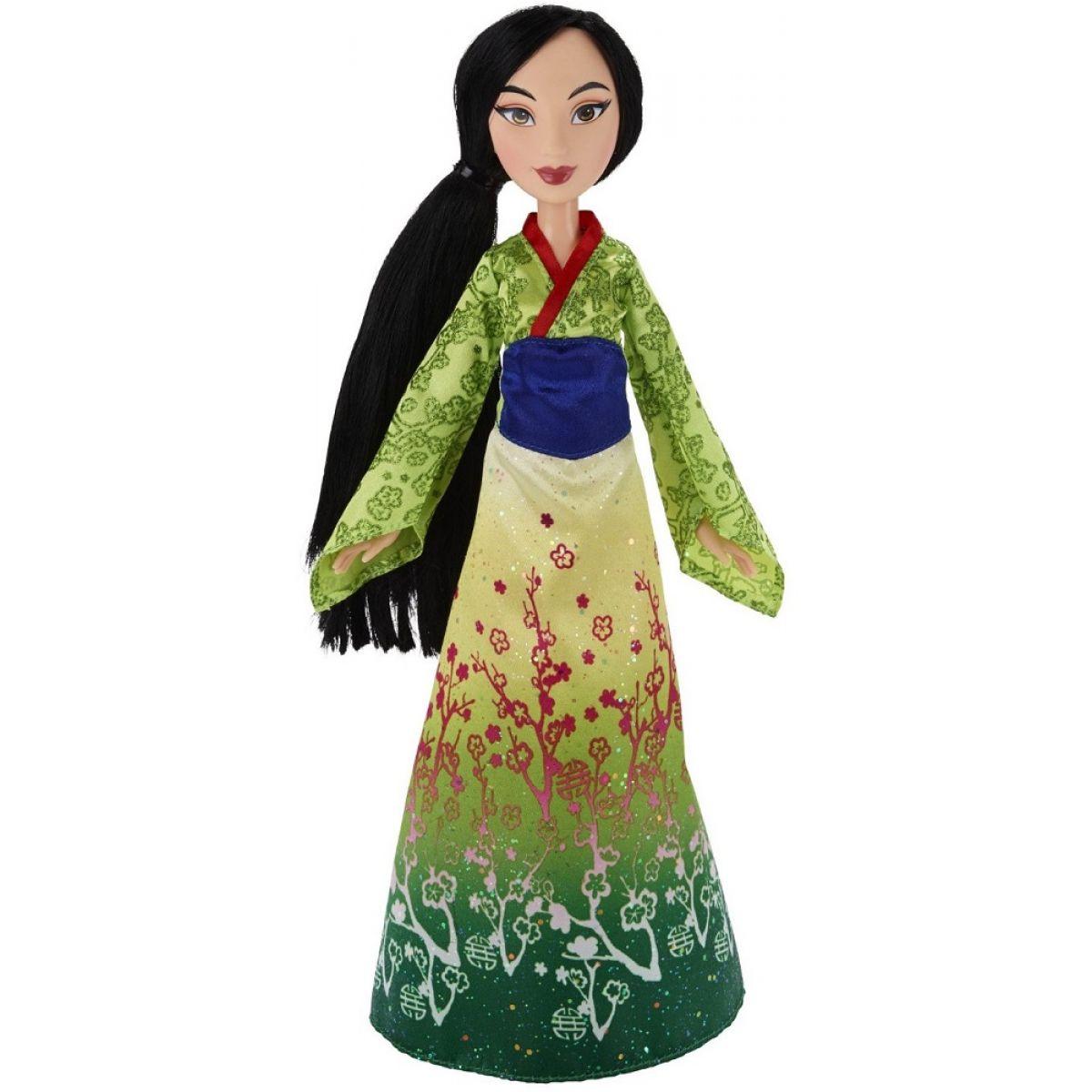 Hasbro Disney Princess Panenka z pohádky Mulan