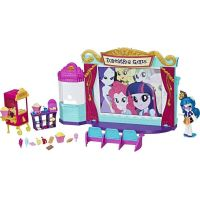 Hasbro My Little Pony Equestrii Girls hrací set Kino