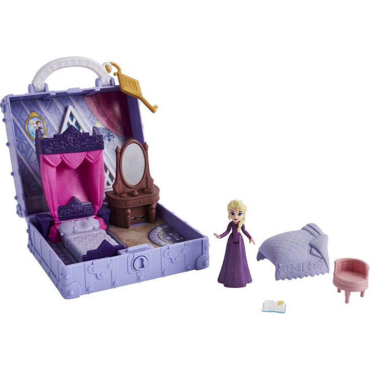 Hasbro Frozen 2 Hrací set sa scénou Elsa