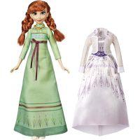 Hasbro Frozen 2 Bábika Anna s extra šatami